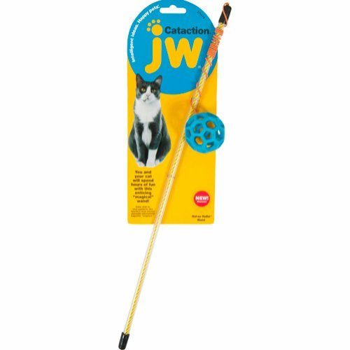 JW – Lekestang For Katt Med Ball