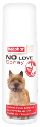 Beaphar Løpetidspray «No Love», 50ml