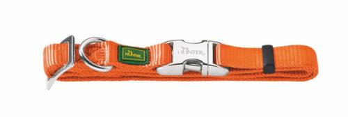 Halsbånd Hunter Vario Basic Oransje