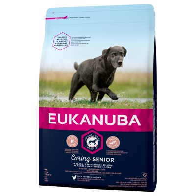 Eukanuba Caring Senior Large Breed
