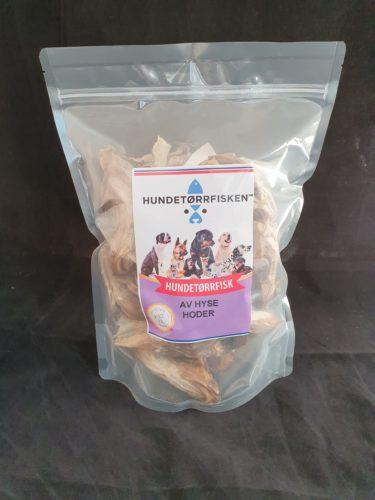 Hundetørrfisk av Hyse Hoder 500 gram