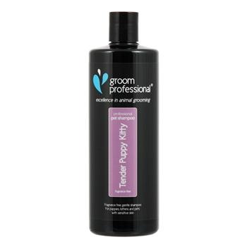 Groom Professional Shampoo – Kattunge/Valp 400ml