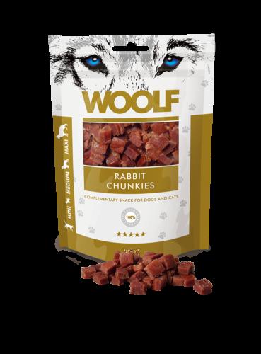 WOOLF – Treningsgodbit Kanin 100G