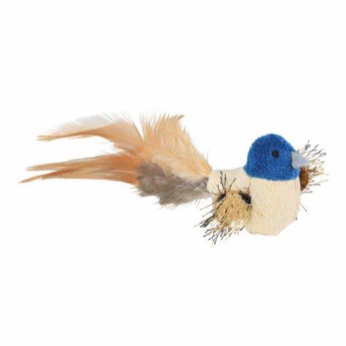 Trixie – Fugl med fjær, 8 cm