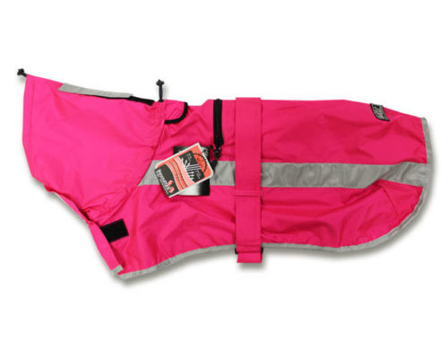 Hurtta Lifeguard Stormdekken Rosa, 25cm