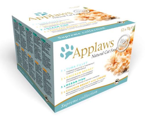Våtfor Applaws Supreme Mix, 12 bokser.