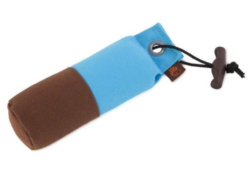 Dummy Marking 500g brun/lyseblå
