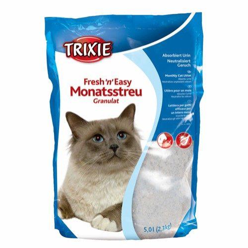 Trixie – Katteperler, Simple n Clean 5L