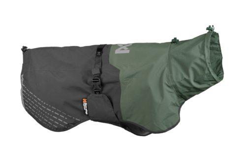 Non-Stop Dogwear Fjord Regndekken – Grønn
